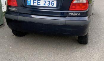 Renault Megane 1999 fullan skerm