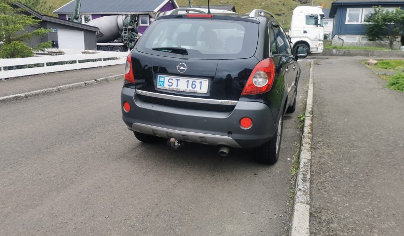 Opel Antara 2007 fullan skerm