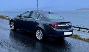 Opel Insignia 2014 fullan skerm