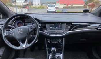 Opel Astra 2016 fullan skerm